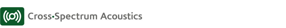 Cross-Spectrum Acoustics Inc.   Massachusetts/Utah
